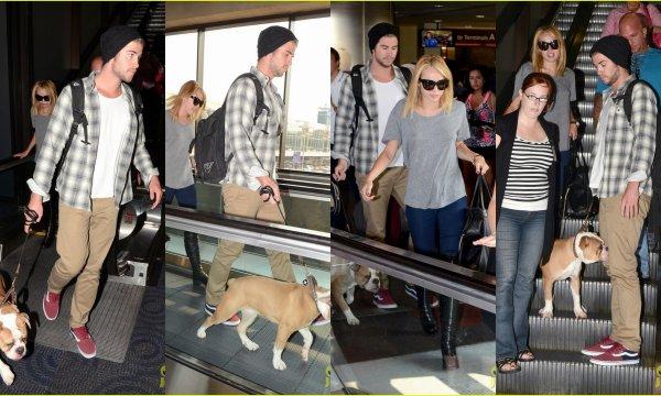 17/07/12 & 18/07/12 : Miley Cyrus et Liam Hemsworth , A Philadelphia pour le Nouveau Projet de Liam .