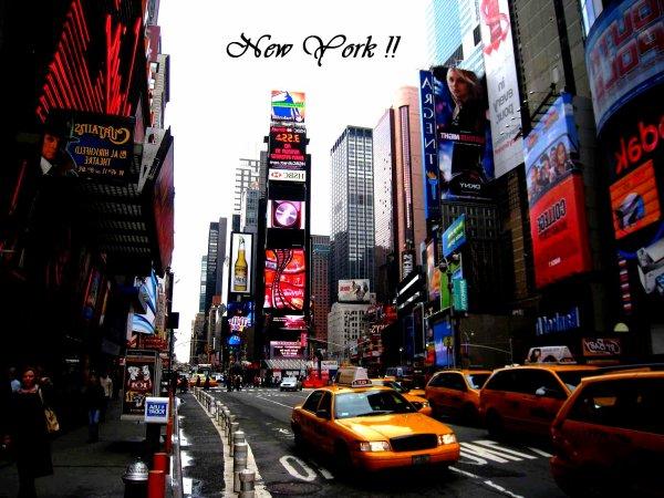 §! J'ai toujours eu deux grand reves dans ma vie allée a Londre et New York si j'y vai je pourrais criée fort qu'il pourrait pourais ptéte m'entendre les bas !§