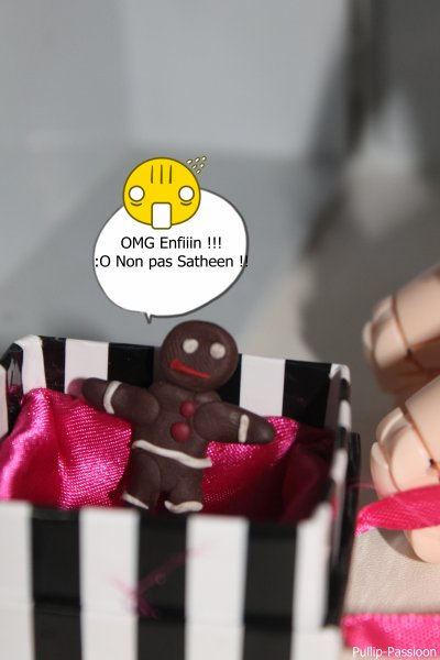 Photo story...Mr Gateau ! ♥