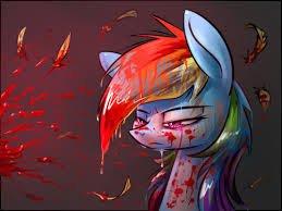 ♡Histoire #1 ♡              ❄                 ❄ My Little Pony #03❄