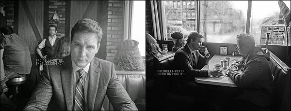 """Découvre des photos de PFacinelli dans le film """"the damned"""" + Deux photos dans """"odyssey"""" !"""