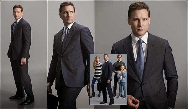 """Découvre de nouvelles photos de P.F pour la promo de la série """" American Odyssey """" !"""