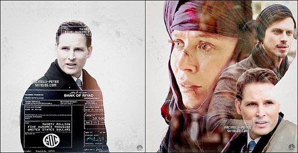 """Découvre deux magnifique poster de la série tant attendu """" Odyssey """" !"""