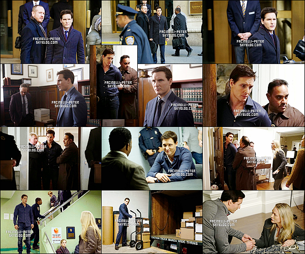 """Plusieurs photos promo pour la série """"Odyssey"""" épisode 01x02 - « Oscar Mike » !"""