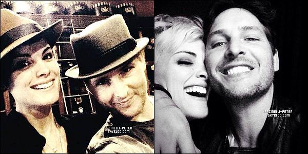 Deux nouvelles photos sur le compte Instagram de Jaimie Alexander datant de 2014 !