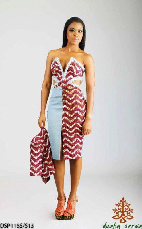 Mon point de vue sur la mode Africaine