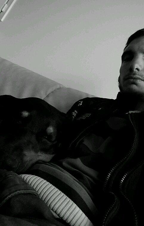 Moi et mon bébé d amour
