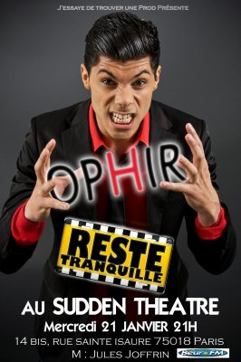 Ophir - Showman