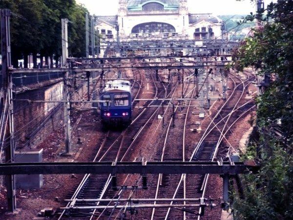 Gare de Limoges.