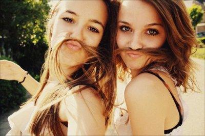 Laura & Camille ♥