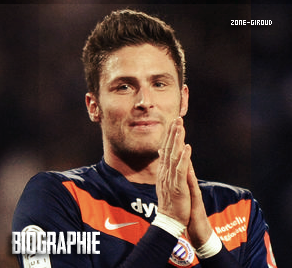 → Article 2 : Biographie D'Olivier Giroud