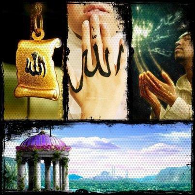 Je n'adore qu'Allah ..   الله ❤