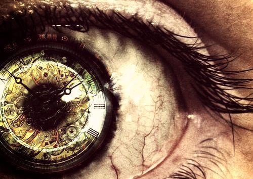 Le temps passe, passe et un jour il S'ARRÊTE! Réfléchis !