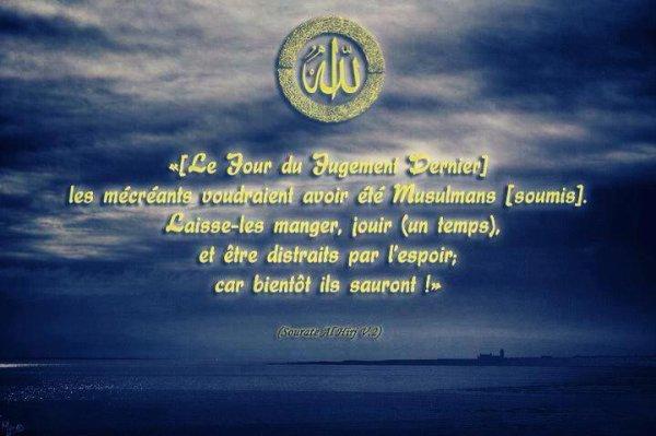 » Cours de base sur la religion de l'Islam ❤ #9
