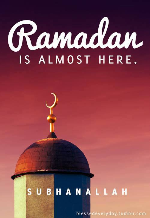 » En ce mois de Ramadan ..
