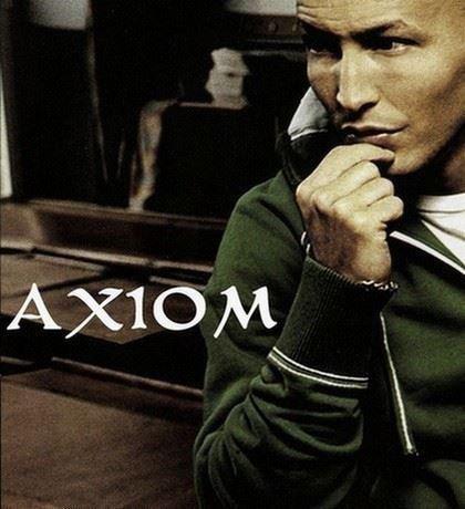 "AXIOM ALBUM ""AXIOM"" 2006"