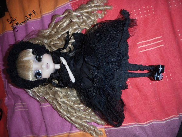 Première pullip a ma cousine : Seila