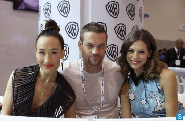 Nikita Saison 4 Interviews: Maggie Q, Shane West, Lyndsy Fonseca… [Comic-Con 2013]