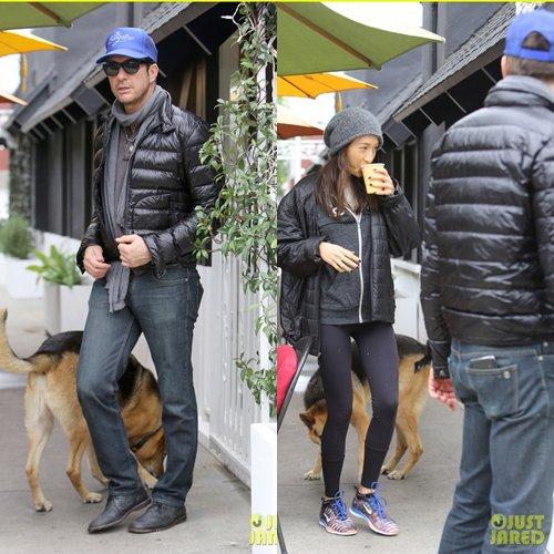 Maggie et Dylan