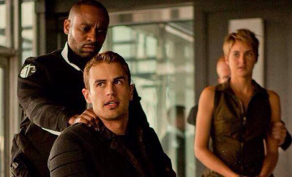 Nouvelle photo et coulisse de divergente 2