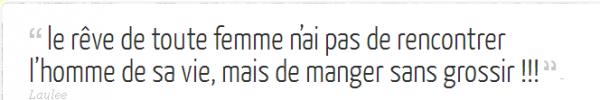 LE REVE DE FEMMES