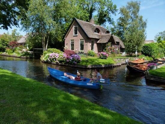 village de Giethoorn