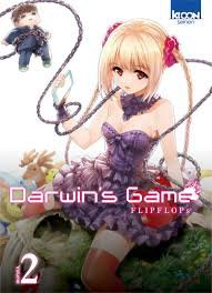 Darwin's game, un super manga!