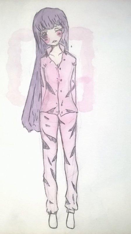 Une cutie en pyjama ( ̄▽ ̄)