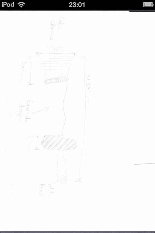 """Croquis et résultats de la 1ère épreuve du Concour """"Ollivander's Wands"""""""