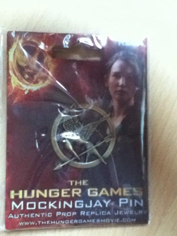 Ma Collection de répliques Hunger Games