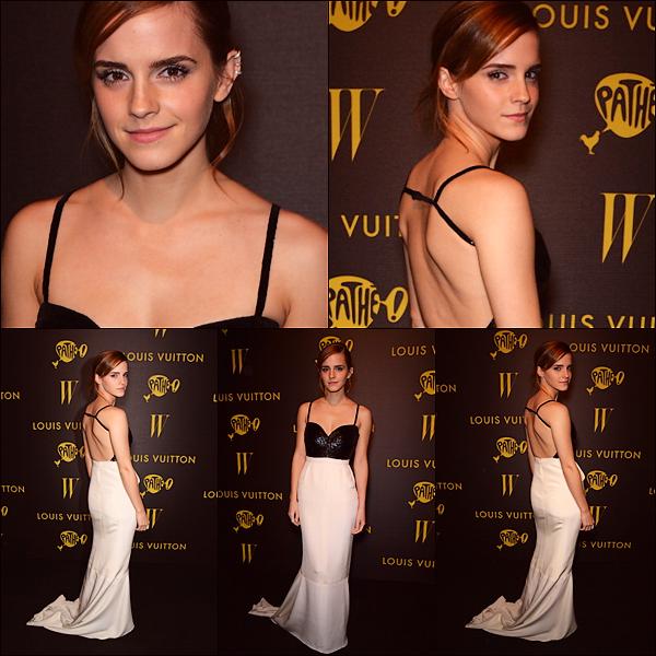 """Toujours le même jour : Emma était présente à la montée des marches de """"The Bling Ring"""" au Festival de Cannes"""