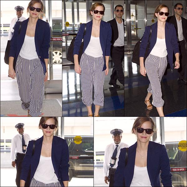 Le 29/05 : Emma a été aperçue dans les rues de New York