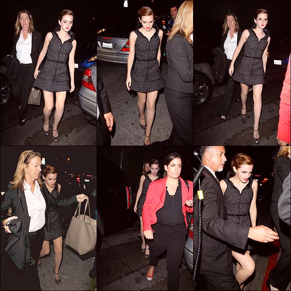 """Le 04/06 : Emma était présente à l'avant première de """"The Bling Ring"""" au The Directors Guild of America à Los Angeles"""
