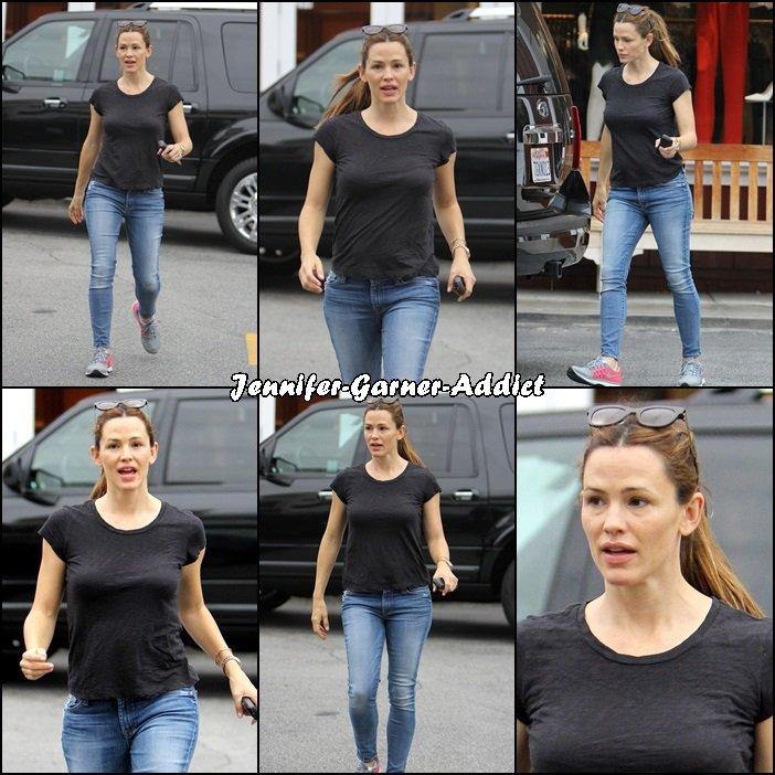 Jen dans LA - le 16 Octobre -