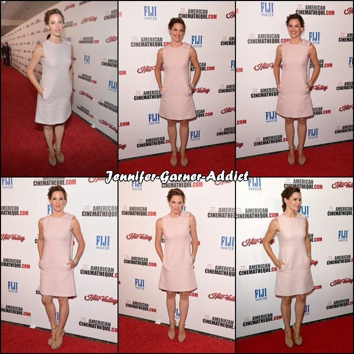Jen à la 29ème édition des American Cinematheque Award qui honoraient Reese Witherspoon - le 30 Octobre -