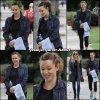 Jen sortant de la gym - le 9 Novembre -
