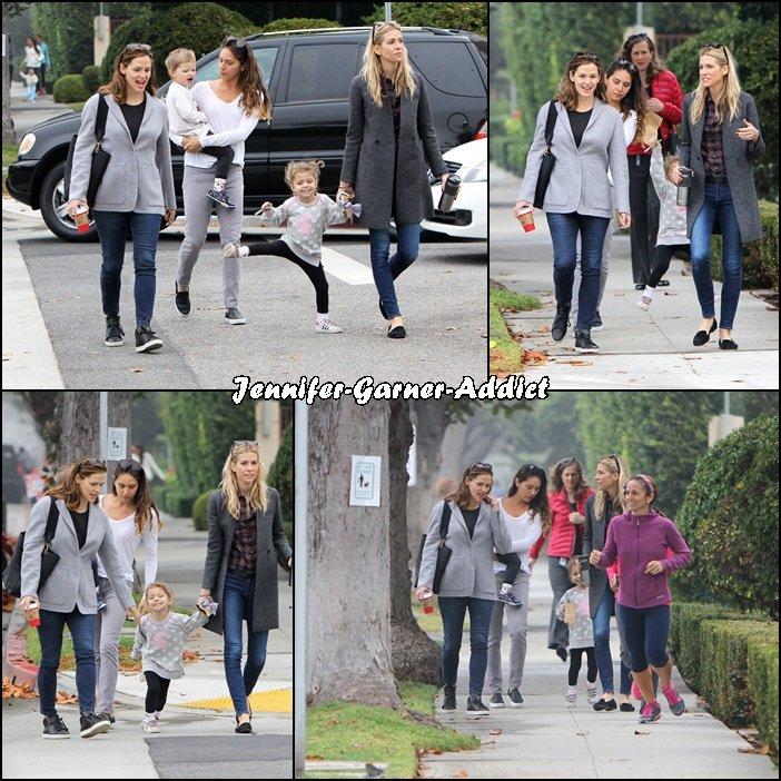 Jen et Samuel avec des amis - le 10 Décembre -