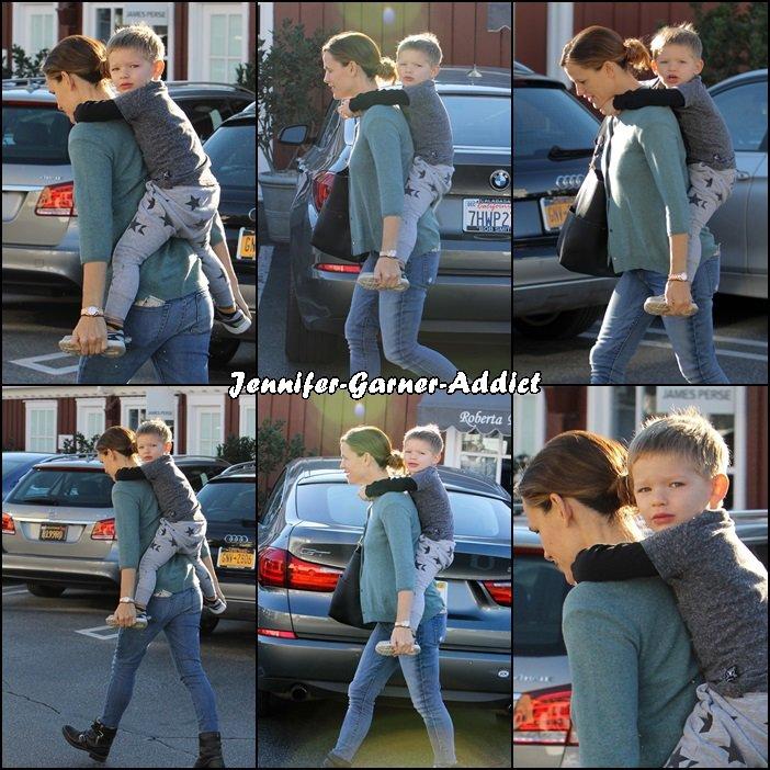 Jen et Samuel sont allés dans un café - le 16 Décembre -