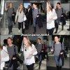 Jen à l'aéroport à LA - le 10 Février -