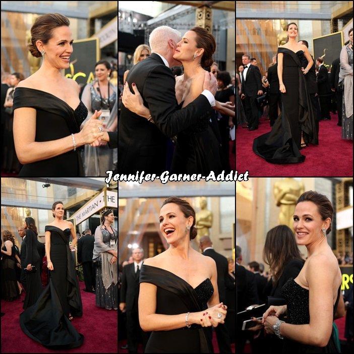 Jen aux Oscars - le 28 Février - deuxième édition de photos!