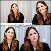 Jen à la conférence de presse du film Miracles from Heaven - le 4 Mars -