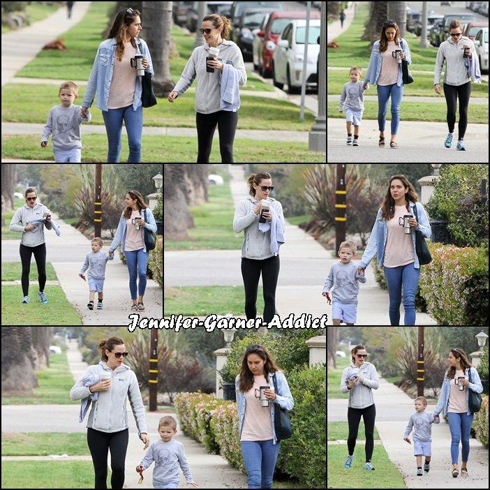 Jen a rejoint Samuel et la nounou - le 11 Mars -