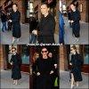 Jen quittant son hotel pour se rendre à l'émission de Kelly et Michael - le 17 Mars -