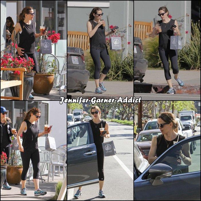 Jen a été chercher un café - le 28 Mars -
