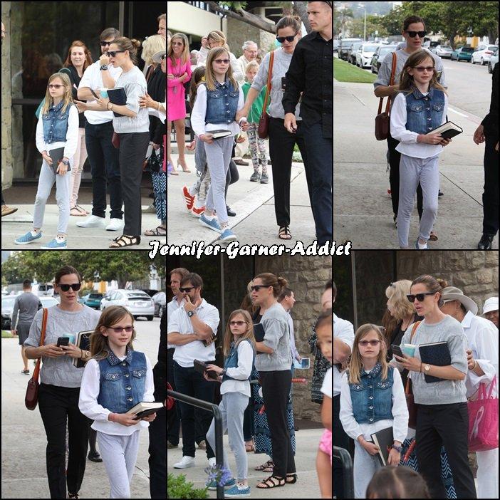 Jen et les enfants sont allés à l'église - le 5 Juin - Samuel est déguisé en Ninja!
