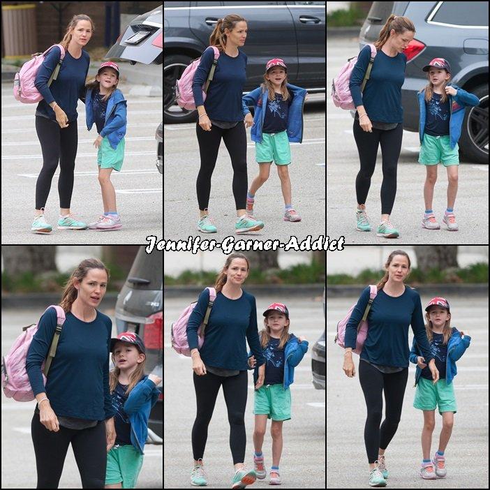 Jen et Séraphina - le 24 Juin -