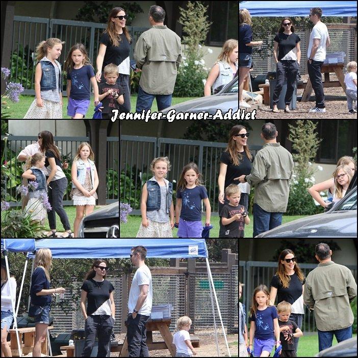 Jen et les enfants - le 26 Juin -