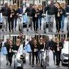 Jen et son agent sont allées faire quelques emplettes chez Lanvin à Paris - le 1er Juillet -