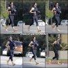 Jen a été à la gym (pour changer) - le 23 Aout -