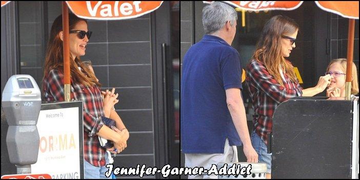 Jen et Violet sont allées se balader - le 25 Aout -